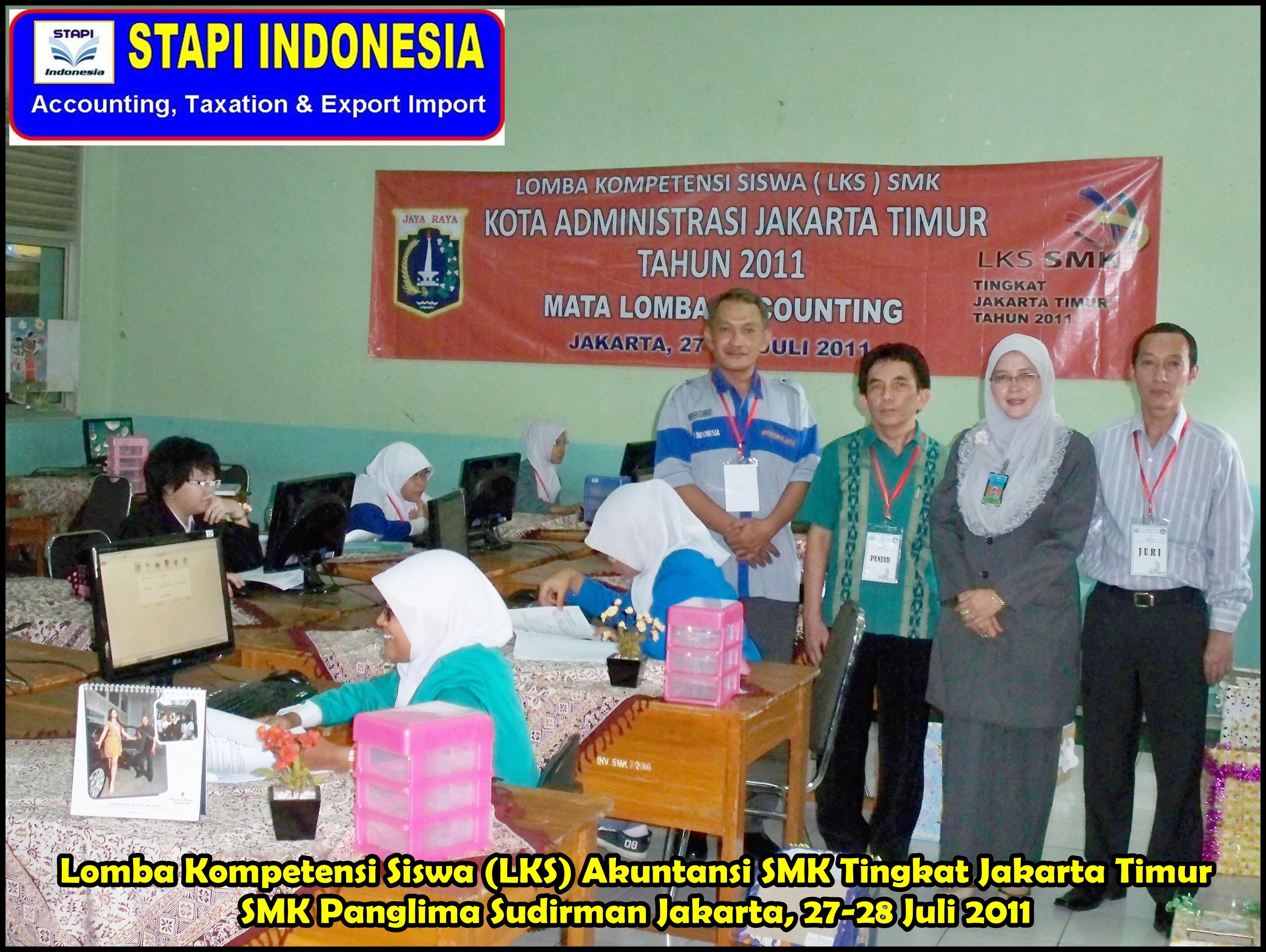 Lks Akuntansi Smk Tingkat Jakarta Timur Tahun 2011 Kami Berikan Pengetahuan Dan Pelayanan Terbaik