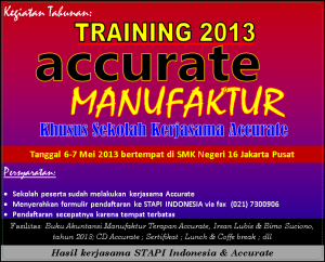 Flyer Manufaktur 2013...