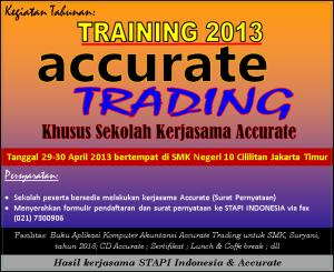 Flyer Trading 2013