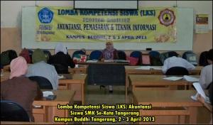 Lks Akuntansi Smk Tingkat Kota Tangerang Tahun 2013 Kami Berikan Pengetahuan Dan Pelayanan Terbaik