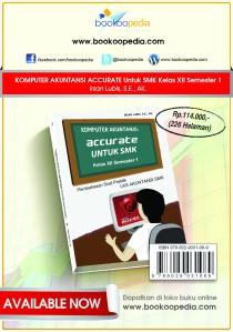 Brosur Buku Accurate SMK